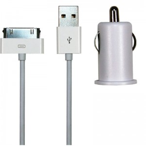 12V Charger Iphone 30pin 1.5m