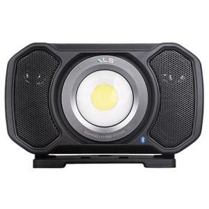 Image of   ALS AUD202H Genopladelig LED Arbejdslampe med Bluetooth højttaler