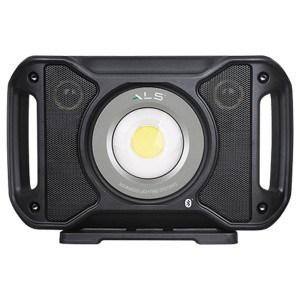 Image of   ALS AUD502H Genopladelig Arbejdslampe med indbygget Bluetooth højttaler