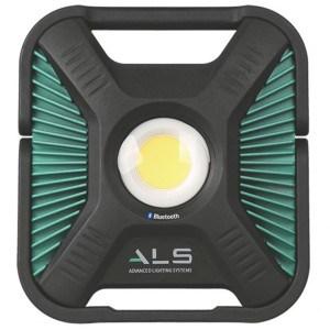 Image of   ALS SPX601H Heavy Duty genopladelig LED arbejdslampe med Bluetooth
