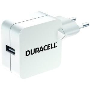 Image of   Duracell USB lader - Hvid