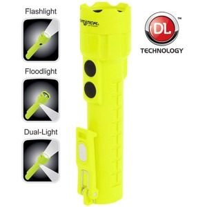 Image of   ATEX LED Dual-Light med Magnet NightStick