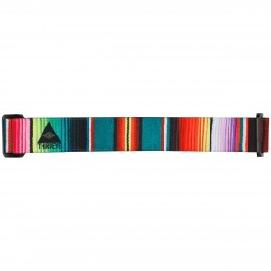 Mexican Blanket headband awesome totally headlamps third eye